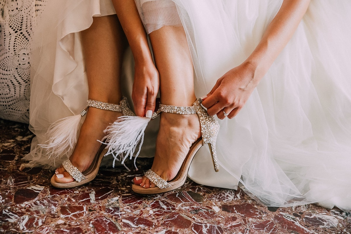 10 Iconic Bridal Shoes That Took Over The World!