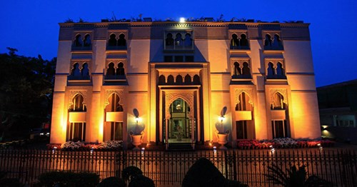 7.	Heritage Luxury Suites, Lahore
