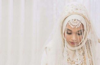 10 Bridal Hijab Styles For The Big Day