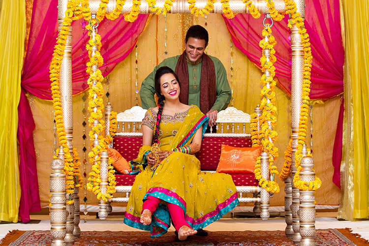 What is What in Pakistani Wedding Events - Bridals.Pk