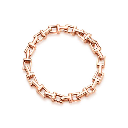Gold Chain Bracelet by Tiffany and Co.