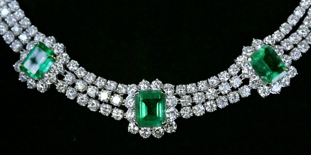 Wedding Wonders: The Green Glory Jewels