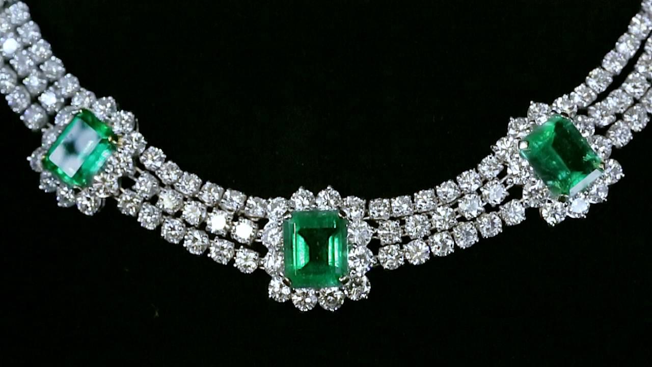 Wedding Wonders: The Green Glory Jewels