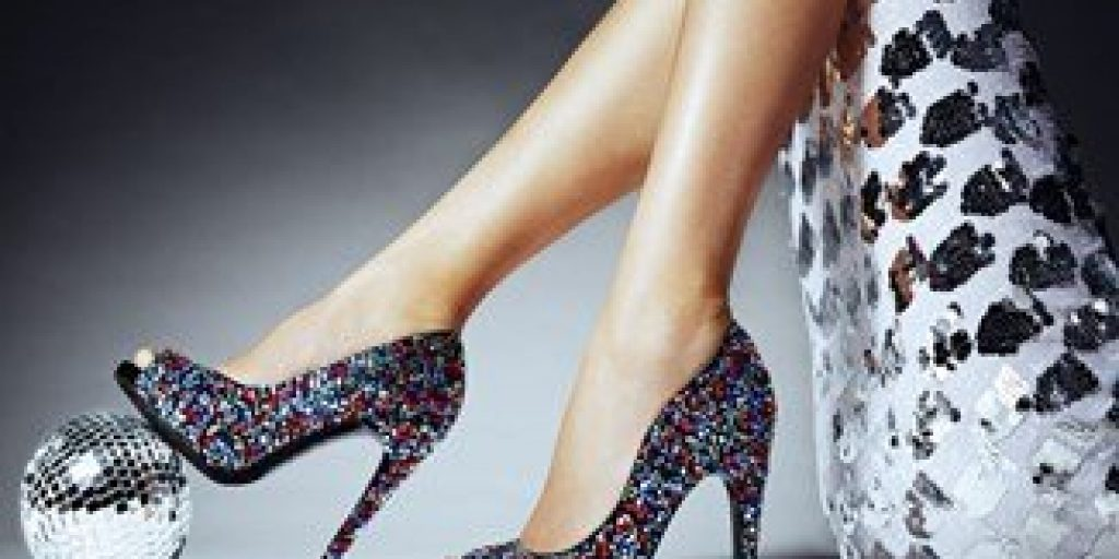 These Jeweled Heels Will Make You Want To Glam Up Right Now!