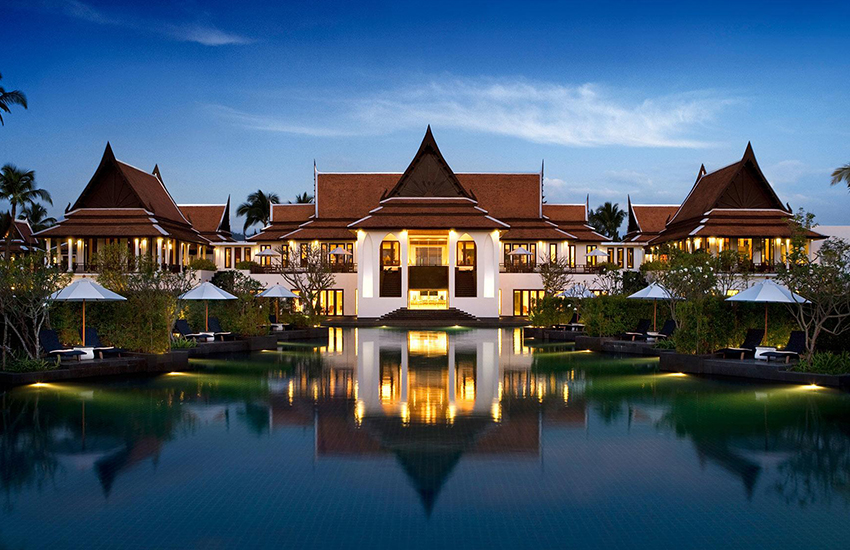 8.	JW Marriott Khao Lak Resort & Spa, Phang Nga Bay, Thailand