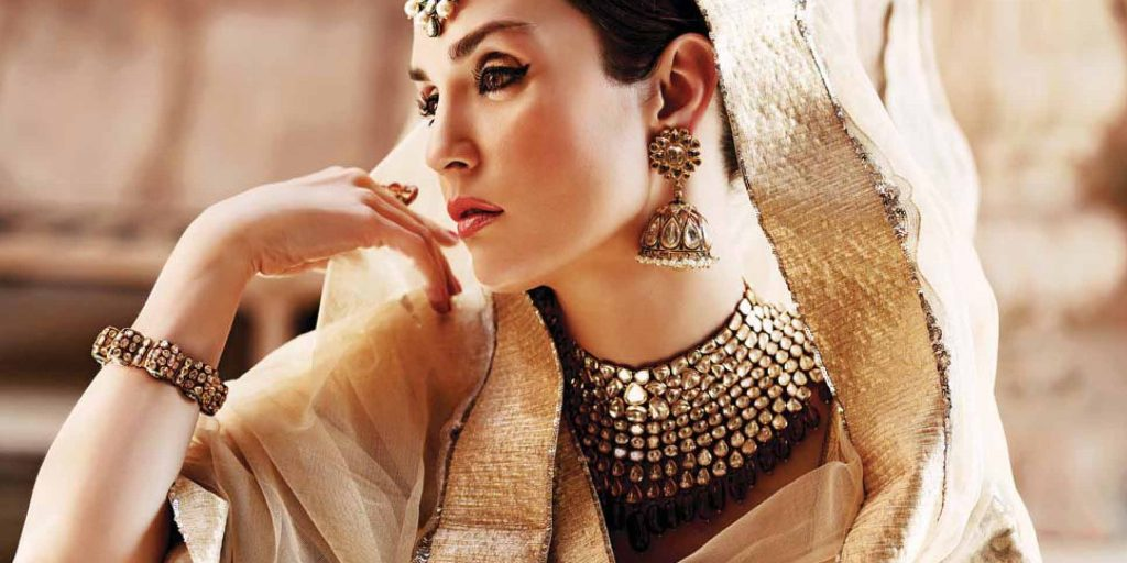 All You Need To Know About Kundan, Polki, Meenakari And Jadau Jewelry