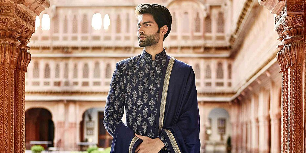 Kurta Designs for the Groom This Fall