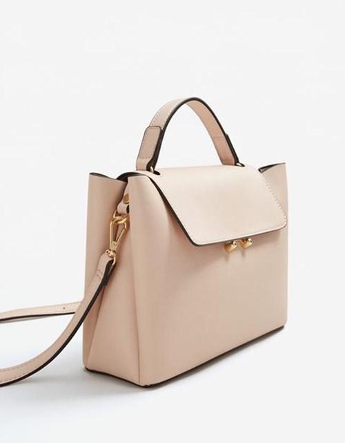 Flap Tote Bag – MANGO