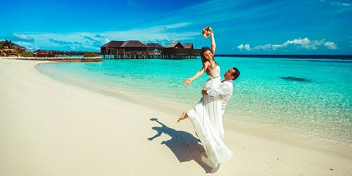 1.	Lily Beach Resort & Spa, Maldives