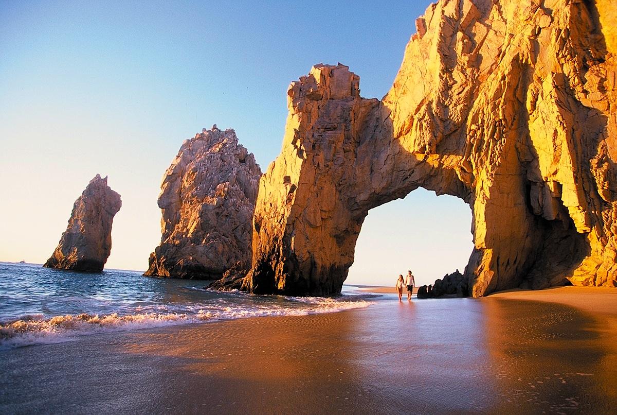 5.Los Cabos, Mexico: