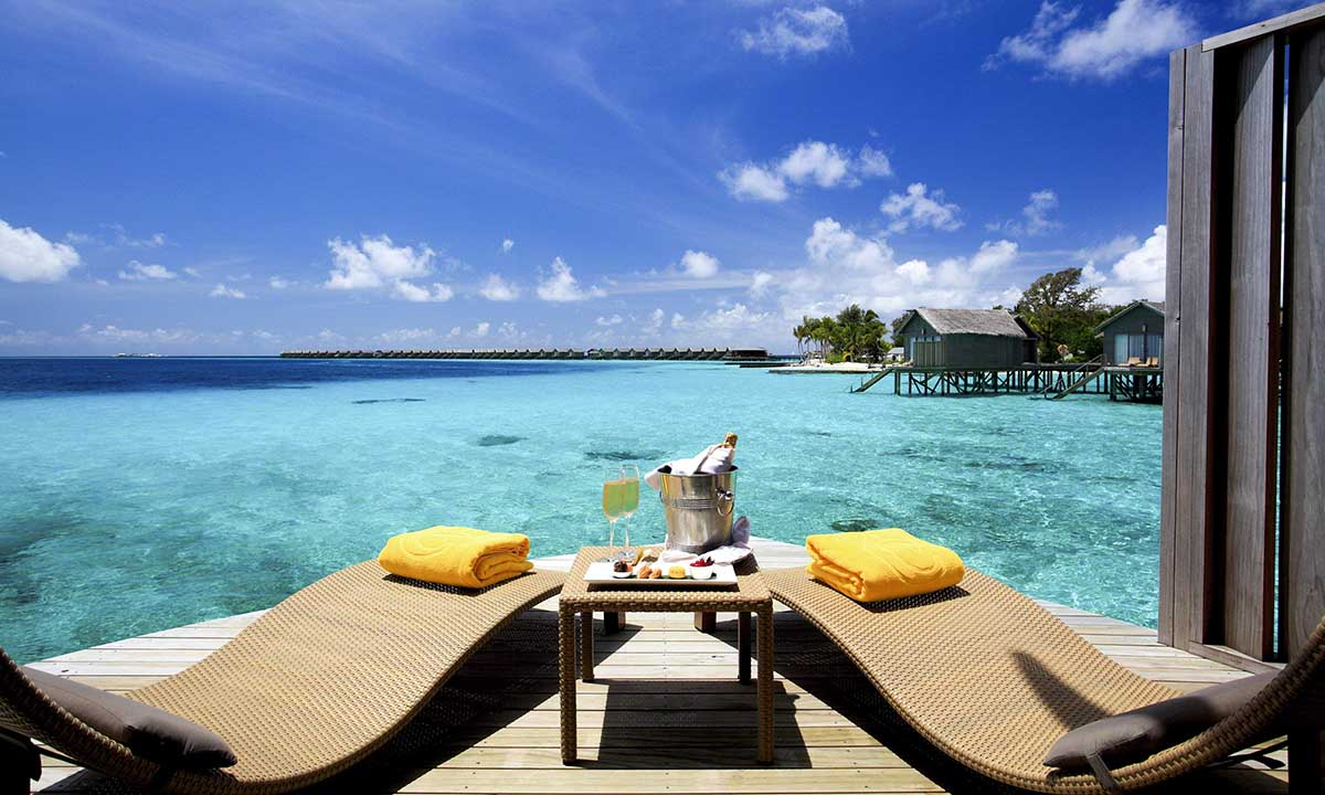 10.	Maldives, Indian Ocean