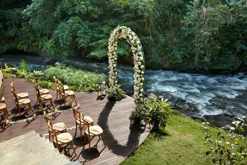 10.Mandapa, a Ritz-Carlton Reserve, Bali, Indonesia