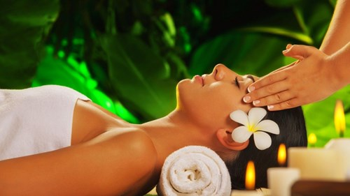 7.	No Need to Go Anywhere for a Refreshing Massage