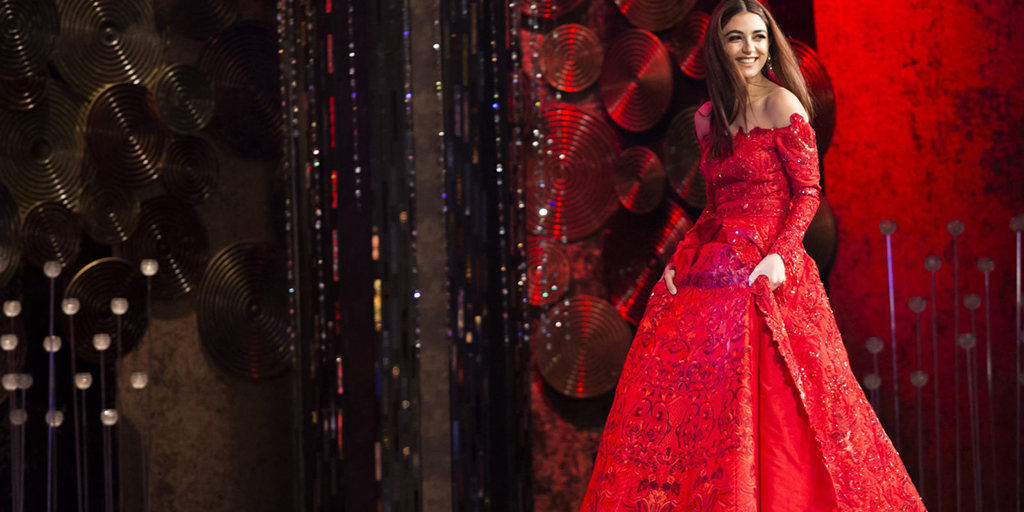 10 Times Maya Ali Brightened Up The Floor In Her Stunning Formal Dresses