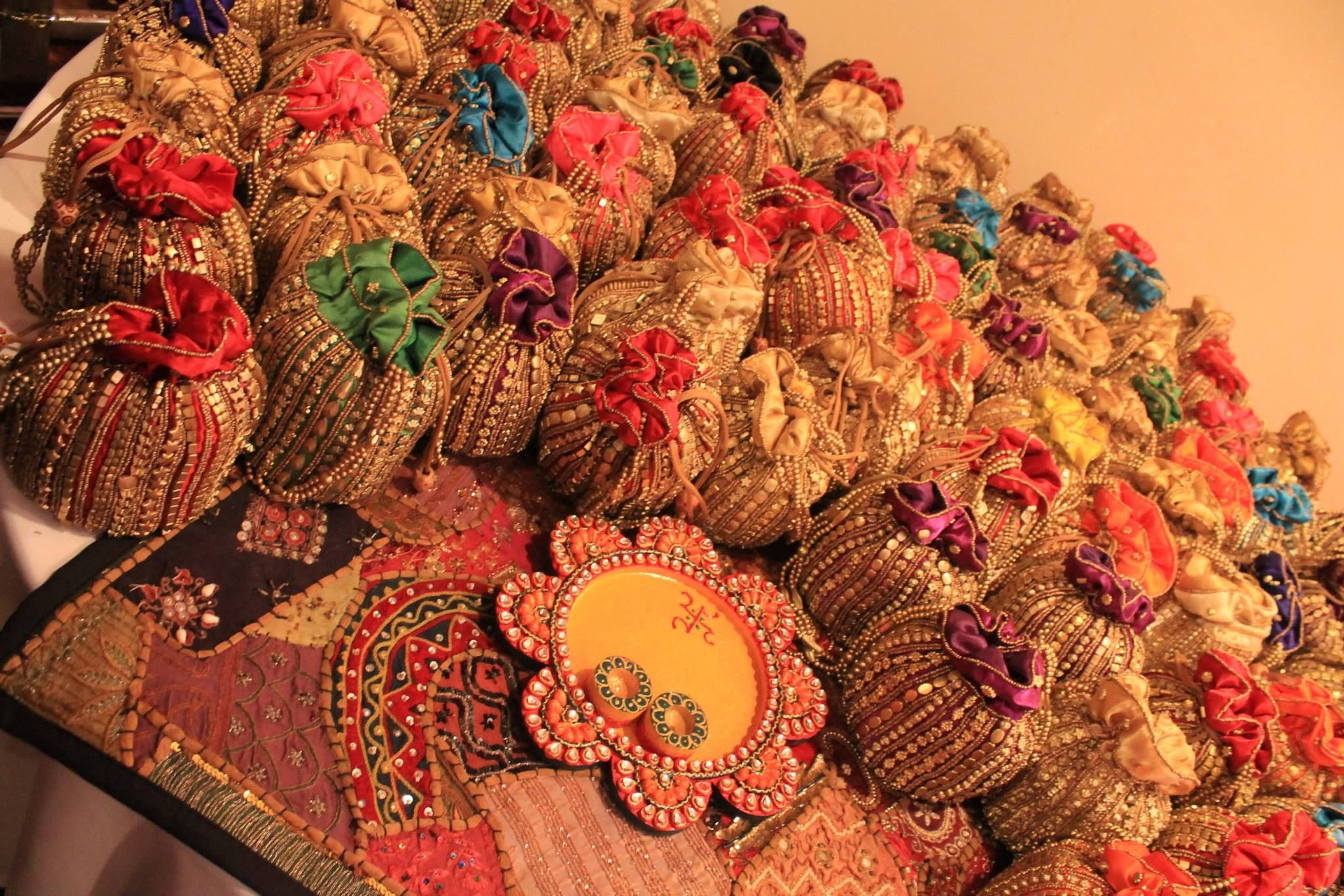 6.	Mehendi Favors and Bags