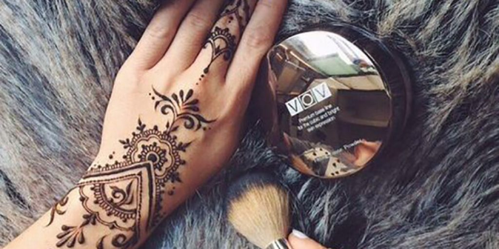 We're Loving These Mehndi Designs That Look Like Jewelry