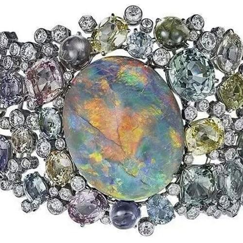 Cartier Opal Bracelet