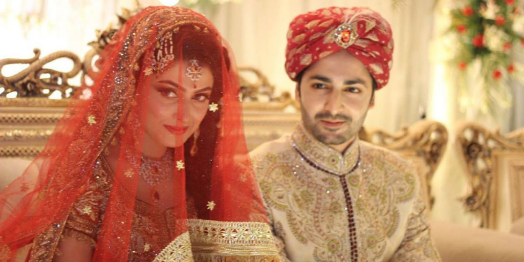 You Won't Be Able To Resist Stealing These Celebrities' Nikkah Looks