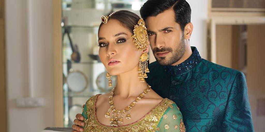 Nomi Ansari's #QaboolHai Collection Is Everything We Have Dreamed Of!