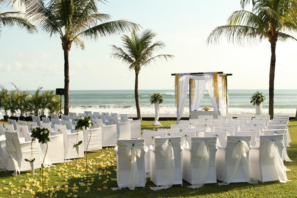 3.Nusa Dua Beach Hotel & Spa, Bali