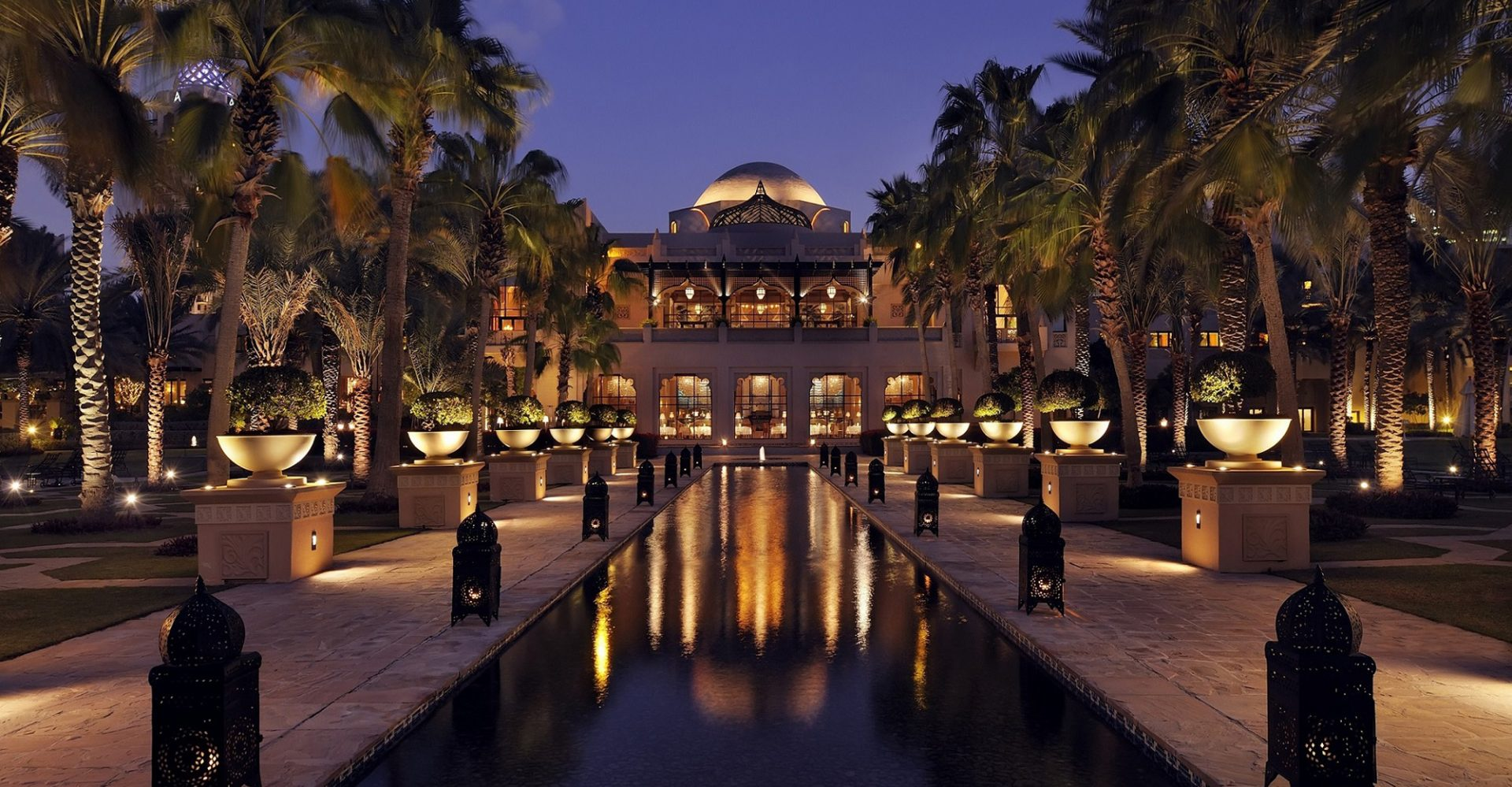 9.	One & Only Royal Mirage