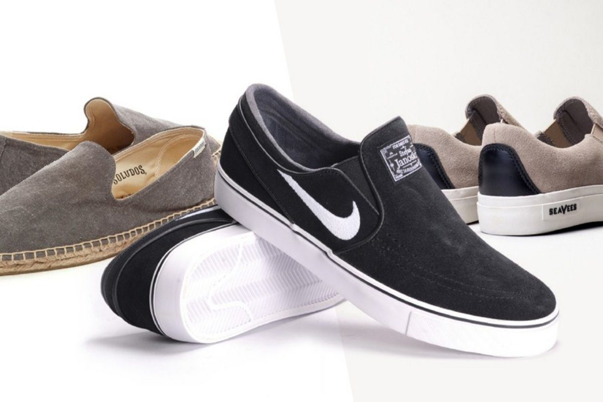 8.One Pair of sneakers and walking shoes