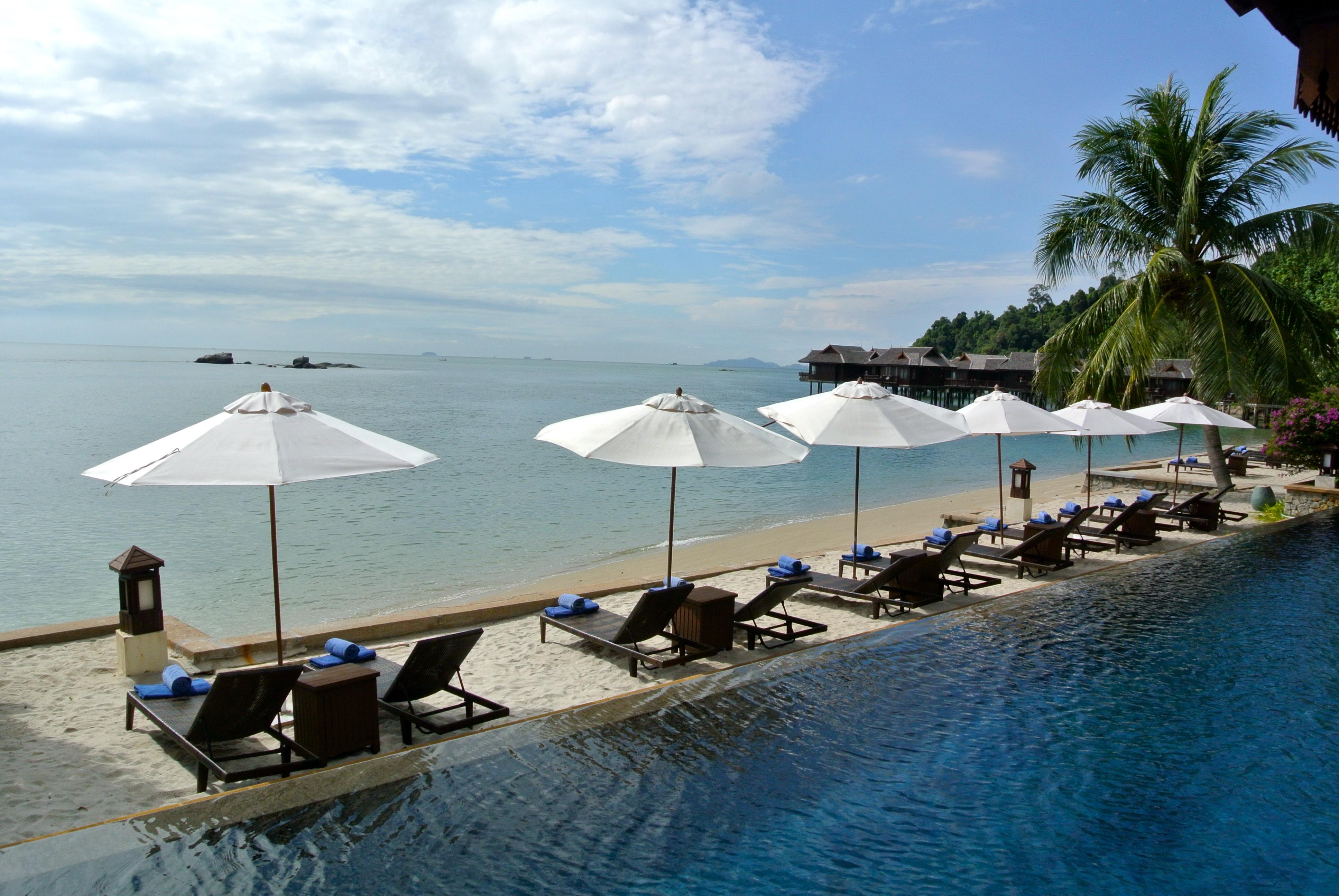 7.Pangkor Laut Resort, Malaysia