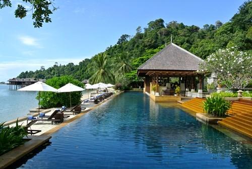 8.Pangkor Laut, Malaysia
