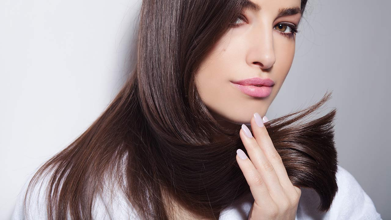 Quick Fix: How To Get Shiny Hair Before The Big Day