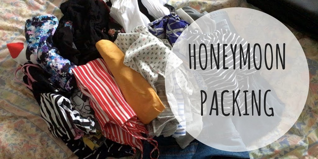 Register These Do's and Don'ts of Packing for Honeymoon