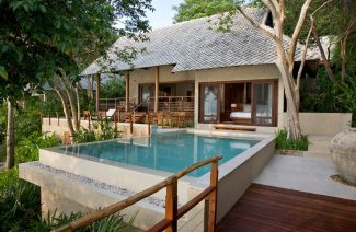 Top Resort Spas in Thailand for a Super Relaxing Honeymoon