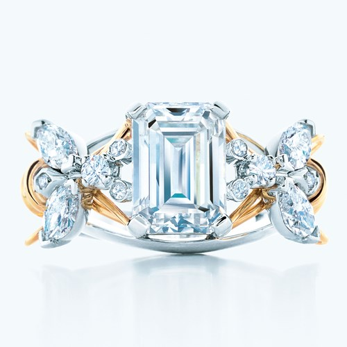 Two Bees Ring by Tiffany and Co.