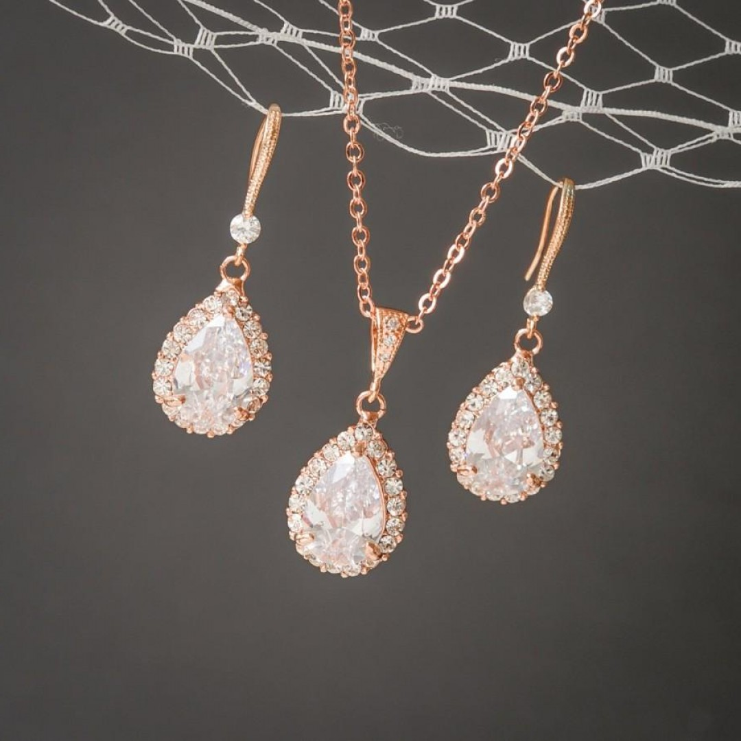 Rose Gold: A Great Alternate To Gold at Weddings