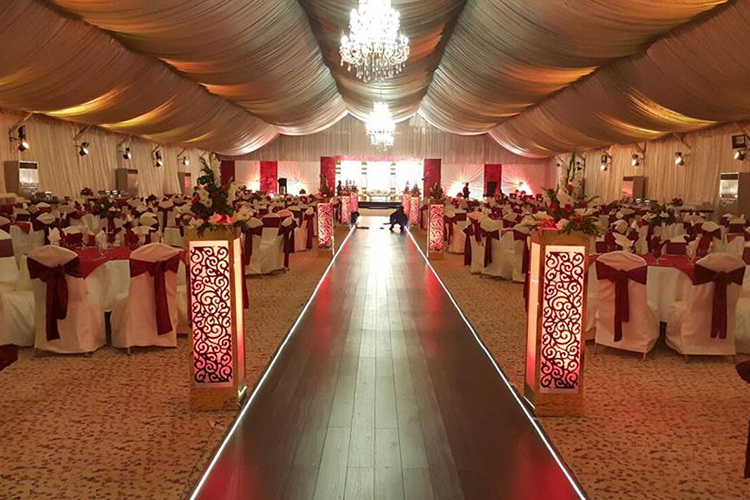 2.Royale Weddings and Event Planners