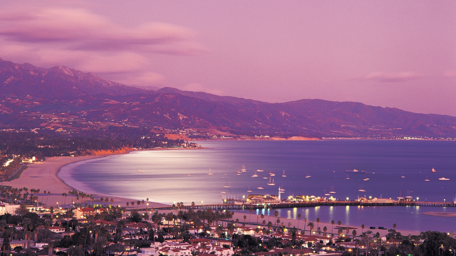 7.	Santa Barbara, California