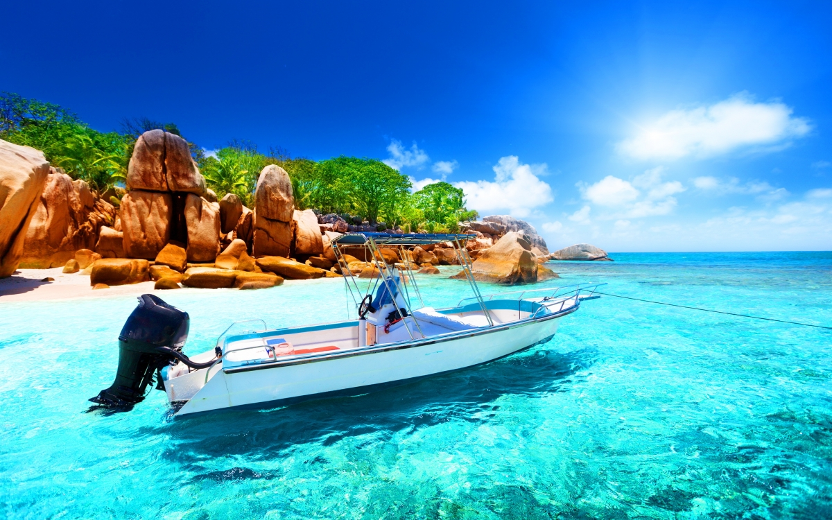 9.	Seychelles, Indian Ocean