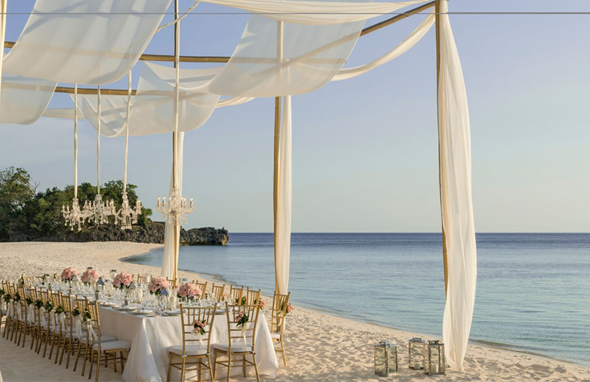 7.Shangri-la Boracay Resort and Spa in the Philippines