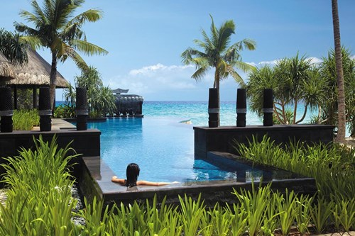 1.	Shangri-La's Boracay Resort & Spa, Philippines