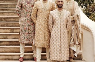 Sherwani Trends That Are Taking Over The Weddings By Storm