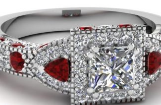 14 Unique Engagement Ring Side Stones To Rock Your Day