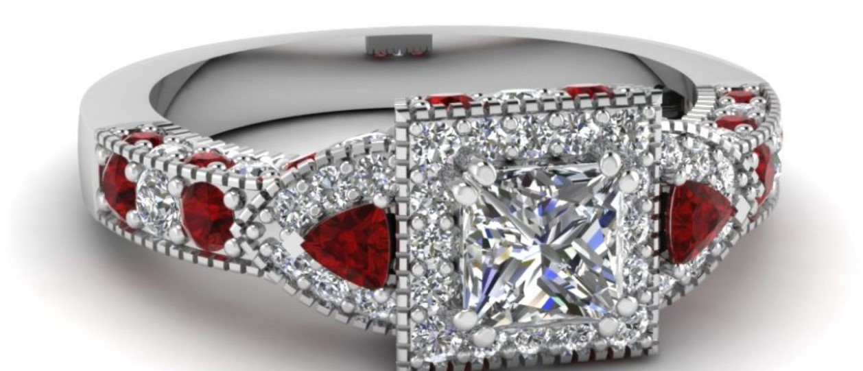 Gallery:14 Unique Engagement Ring Side Stones To Rock Your Day