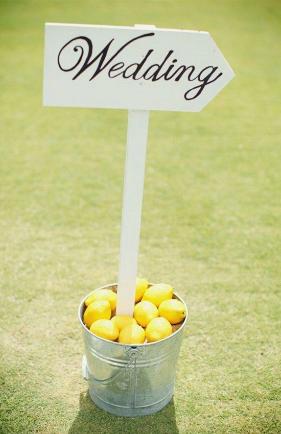 11.	Sign Board for Day Wedding
