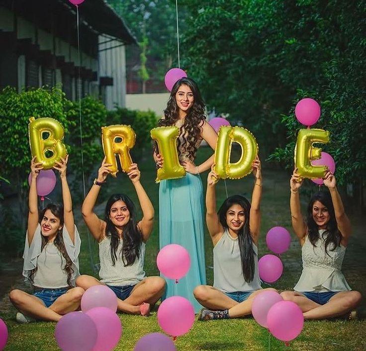 3.Small Bridal Squad