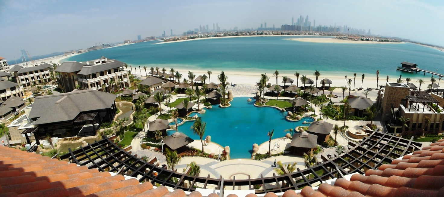 5.	Sofitel Dubai the Palm Resort & Spa