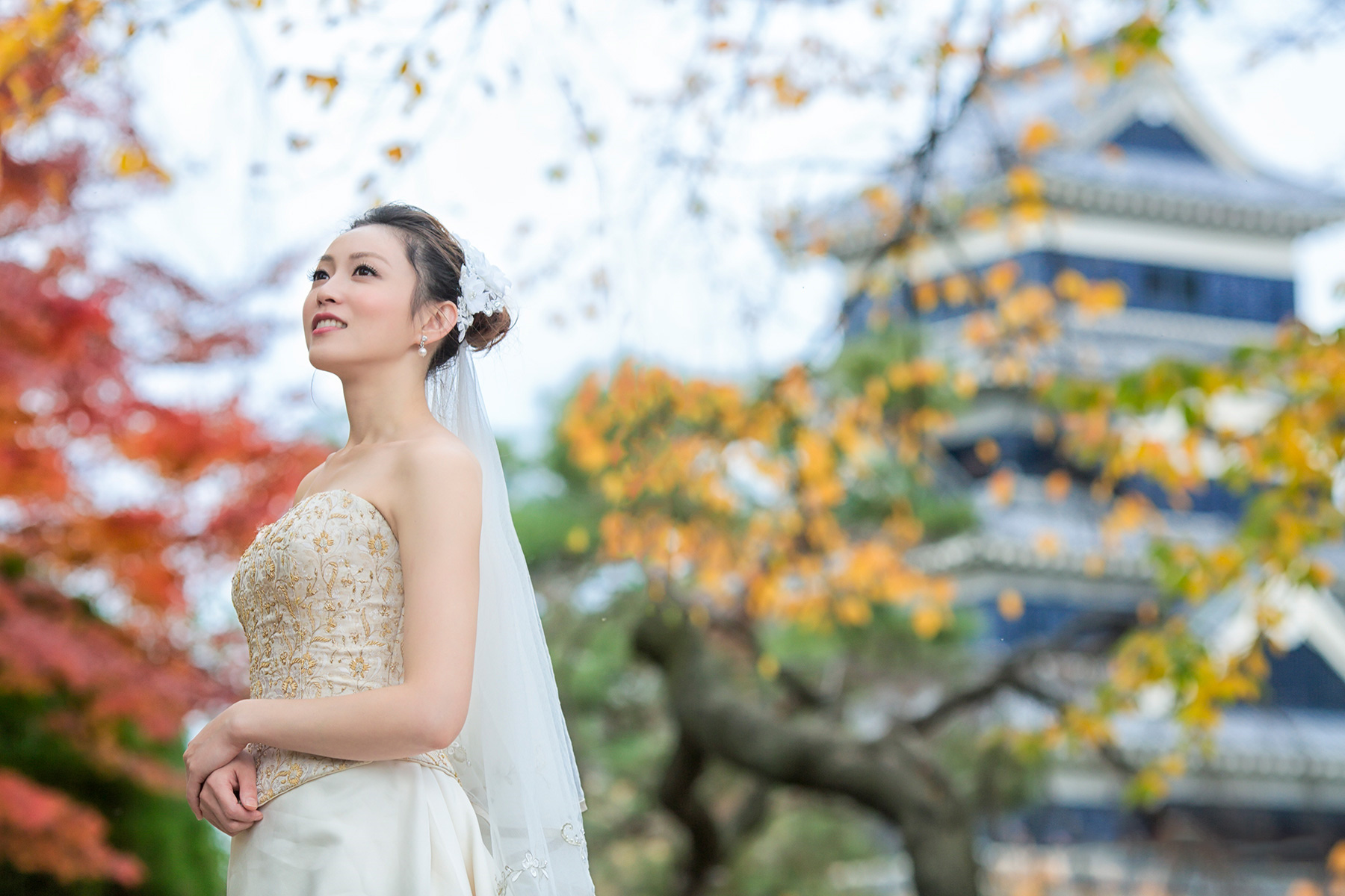 The Solo Wedding Trend In Japan!