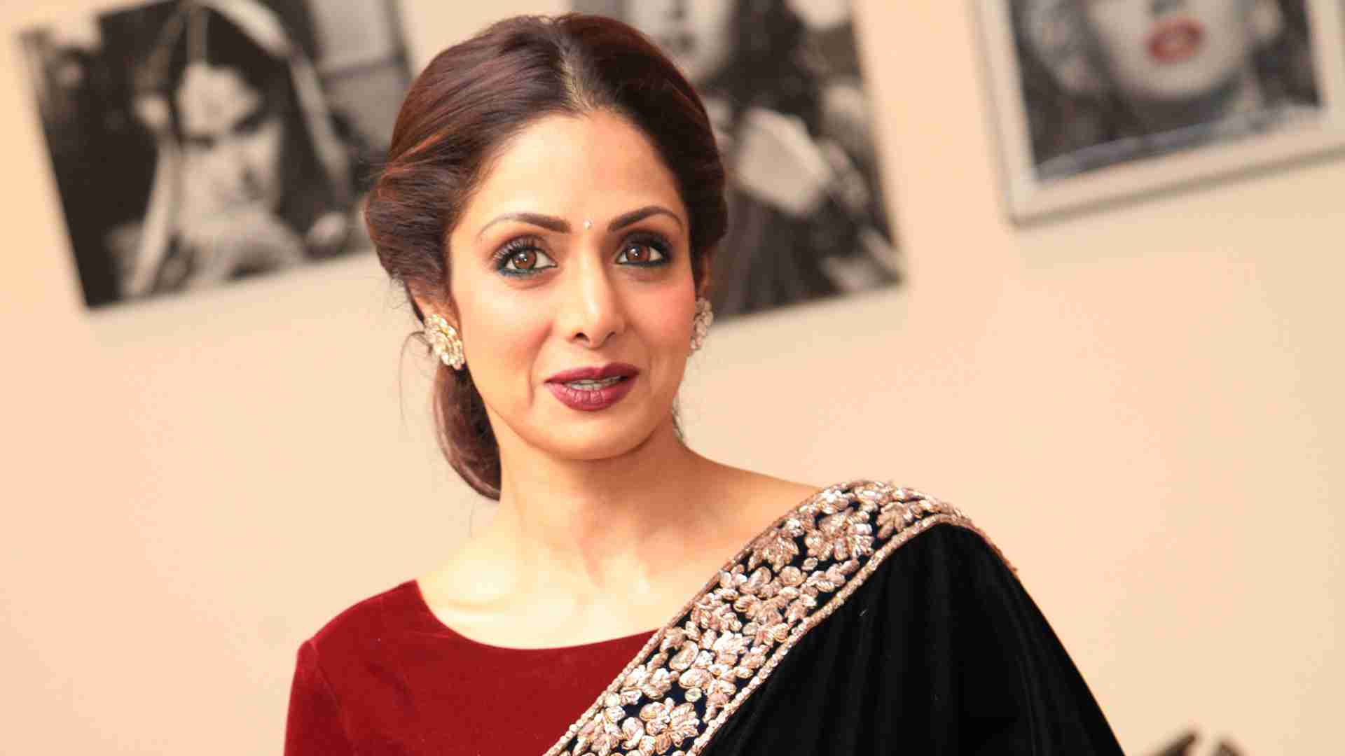 Sri Devi, The Style Sensation Who Inspired Millions