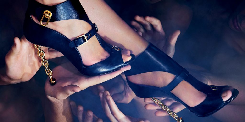 Tom Ford's Hottest Wedding Heel Designs
