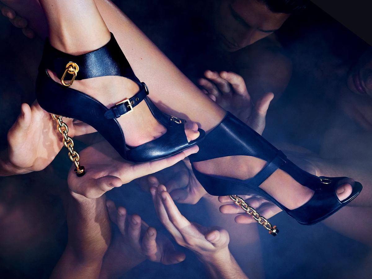 Tom Ford's Hottest Wedding Heel Designs