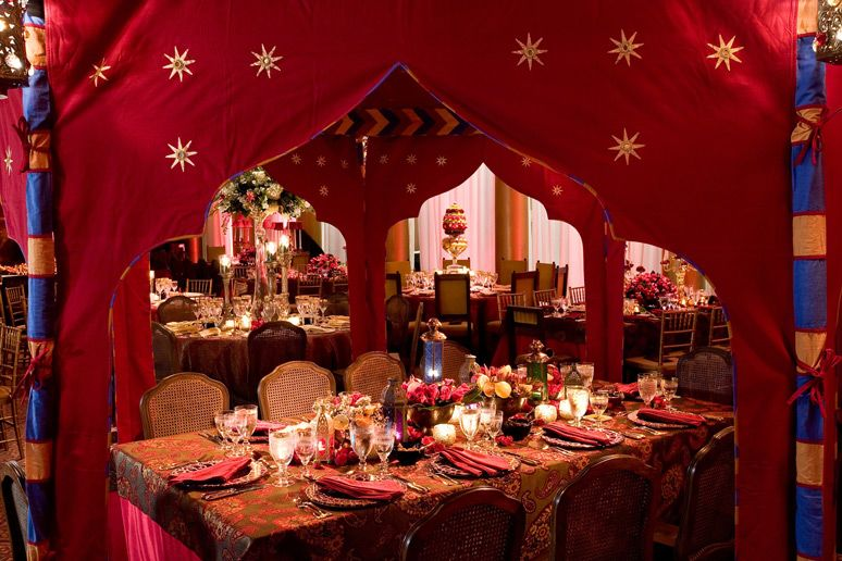 How To Nail A Turkish Themed Mehndi Event Bridals