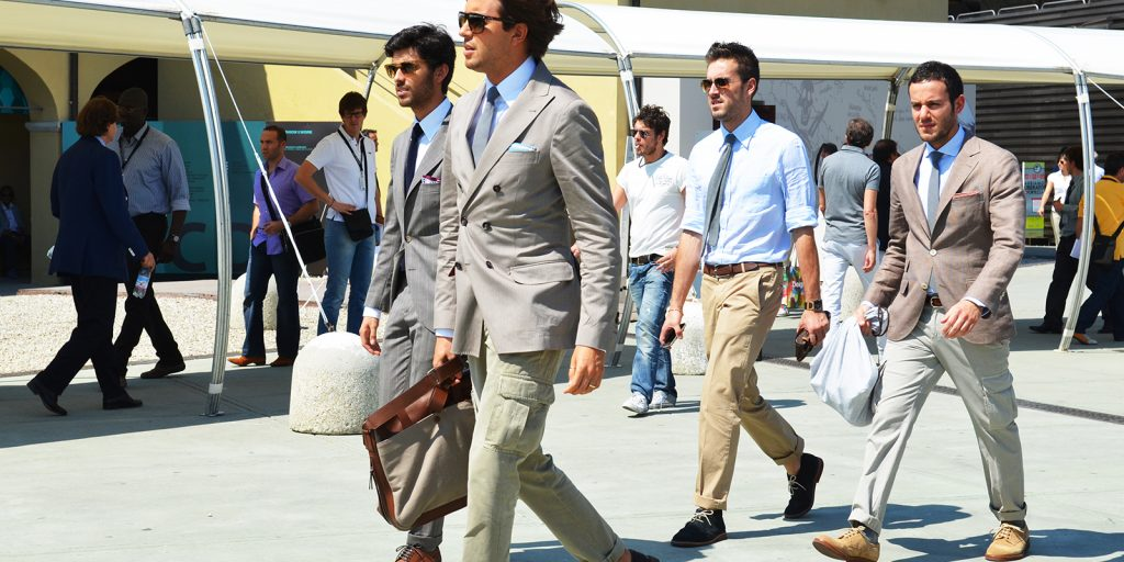 Vacationing The Turkish Way: Wardrobe for Men